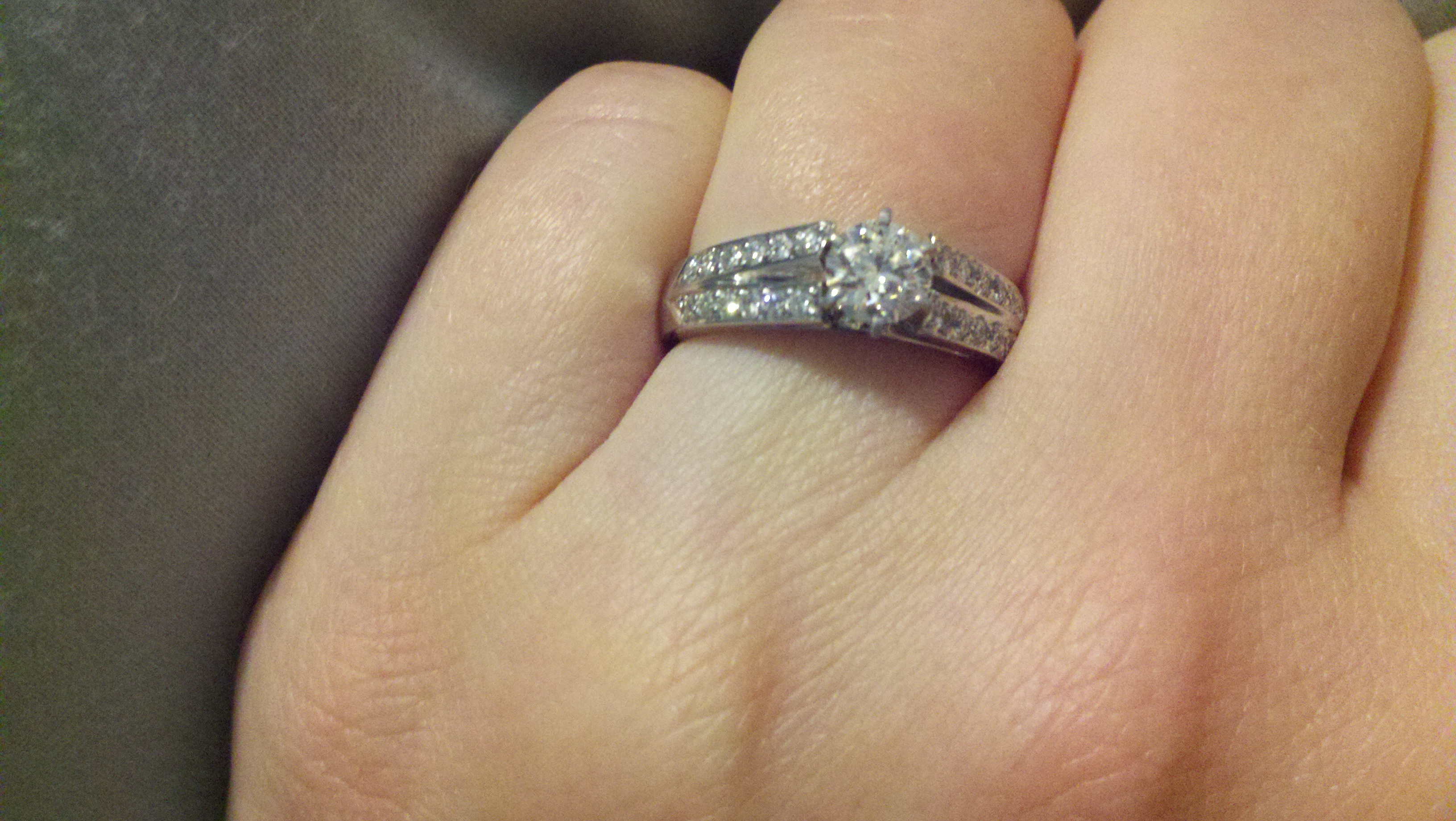 Status Change. I'm Engaged!