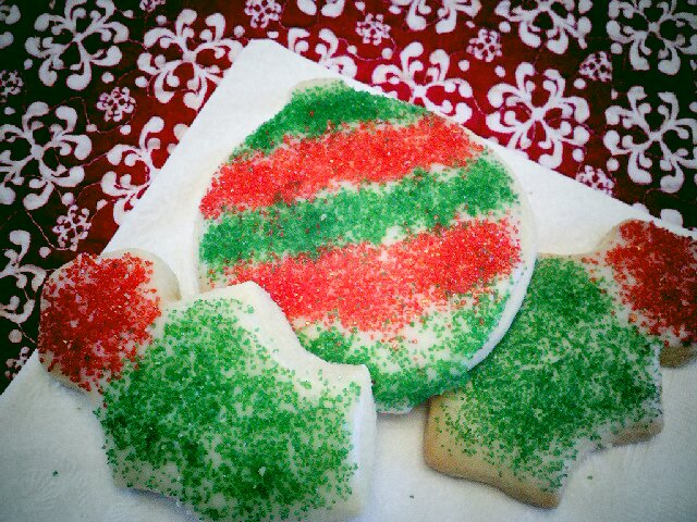 A baked Christmas tradition