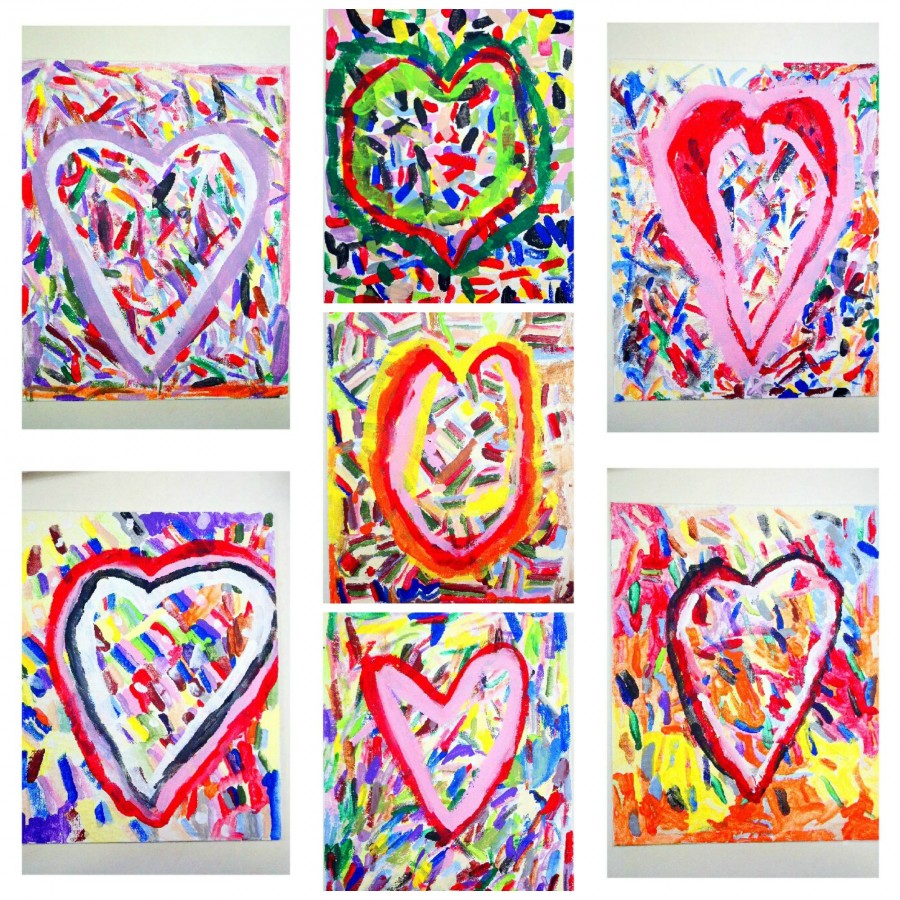 heart Collage1