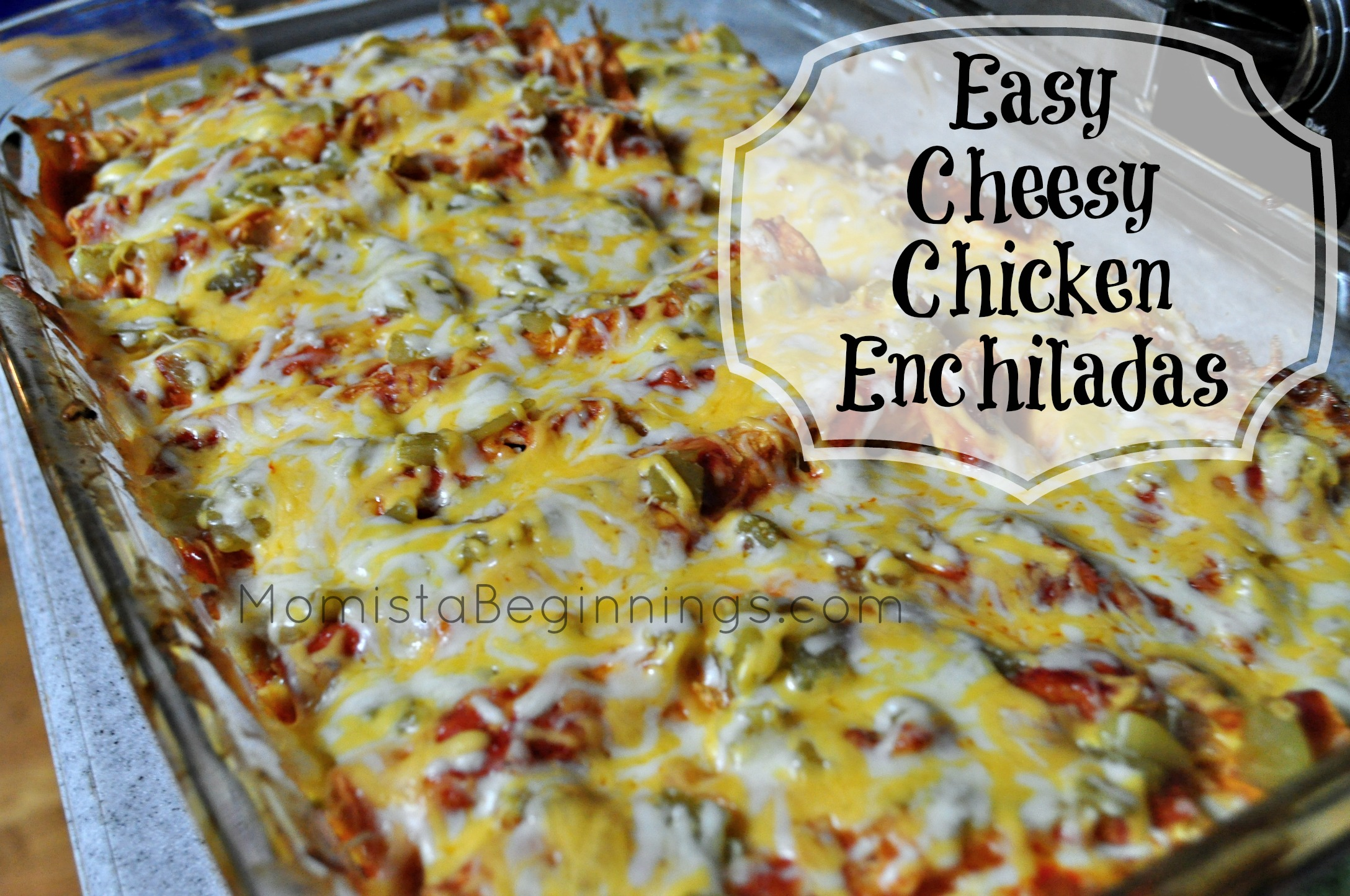 Cheesy chicken recipes easy