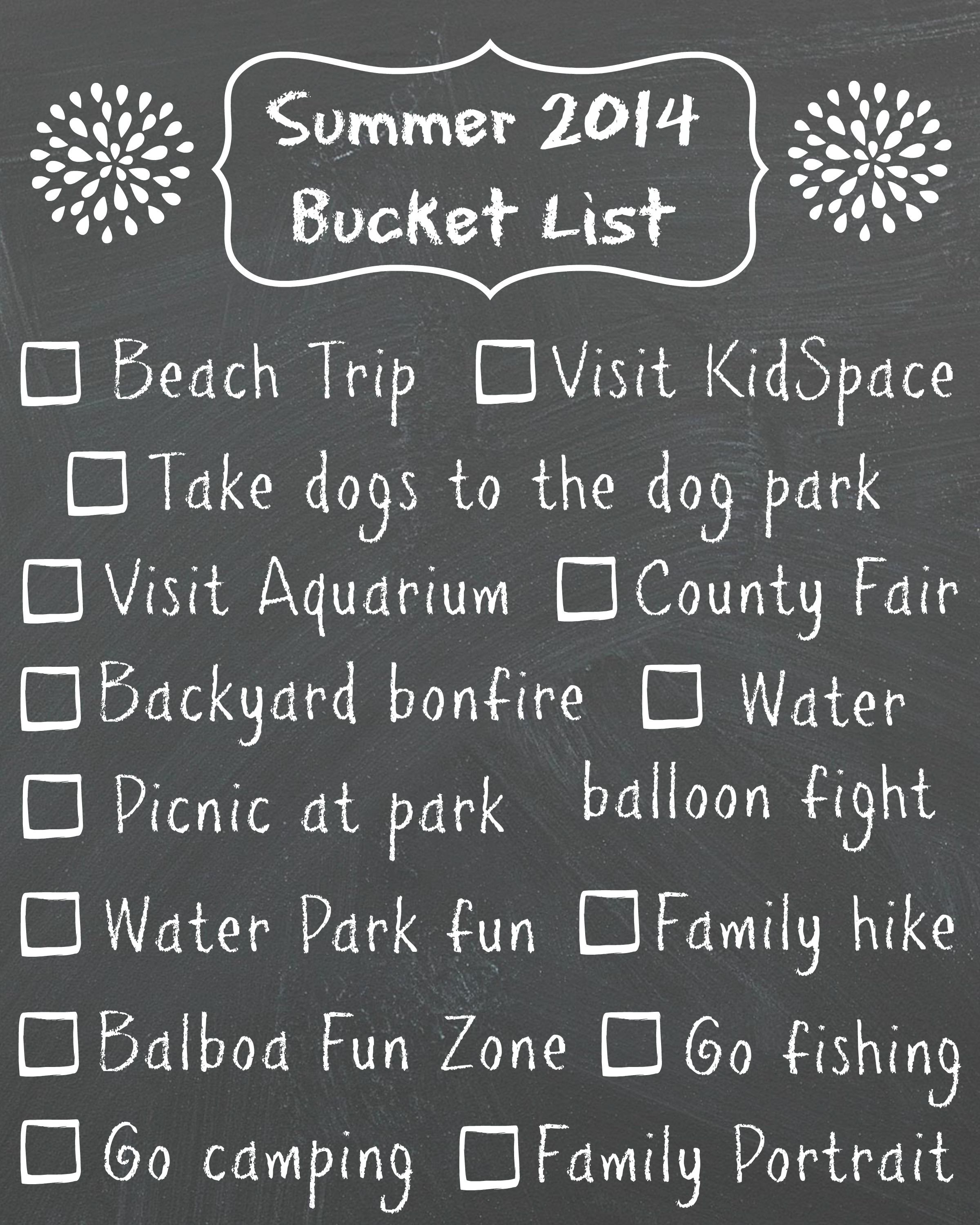 graphic about Bucket List Tumblr named 2014 summer time bucket record - Momistabeginnings