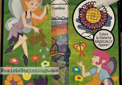 A Mommy Share: Color Blast magic picture books