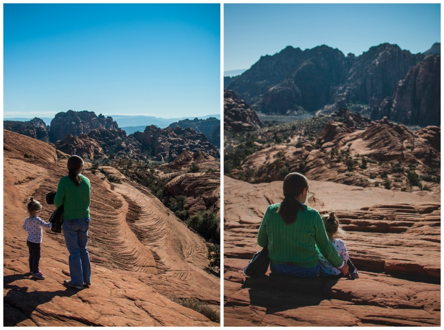 snow canyon Collage2